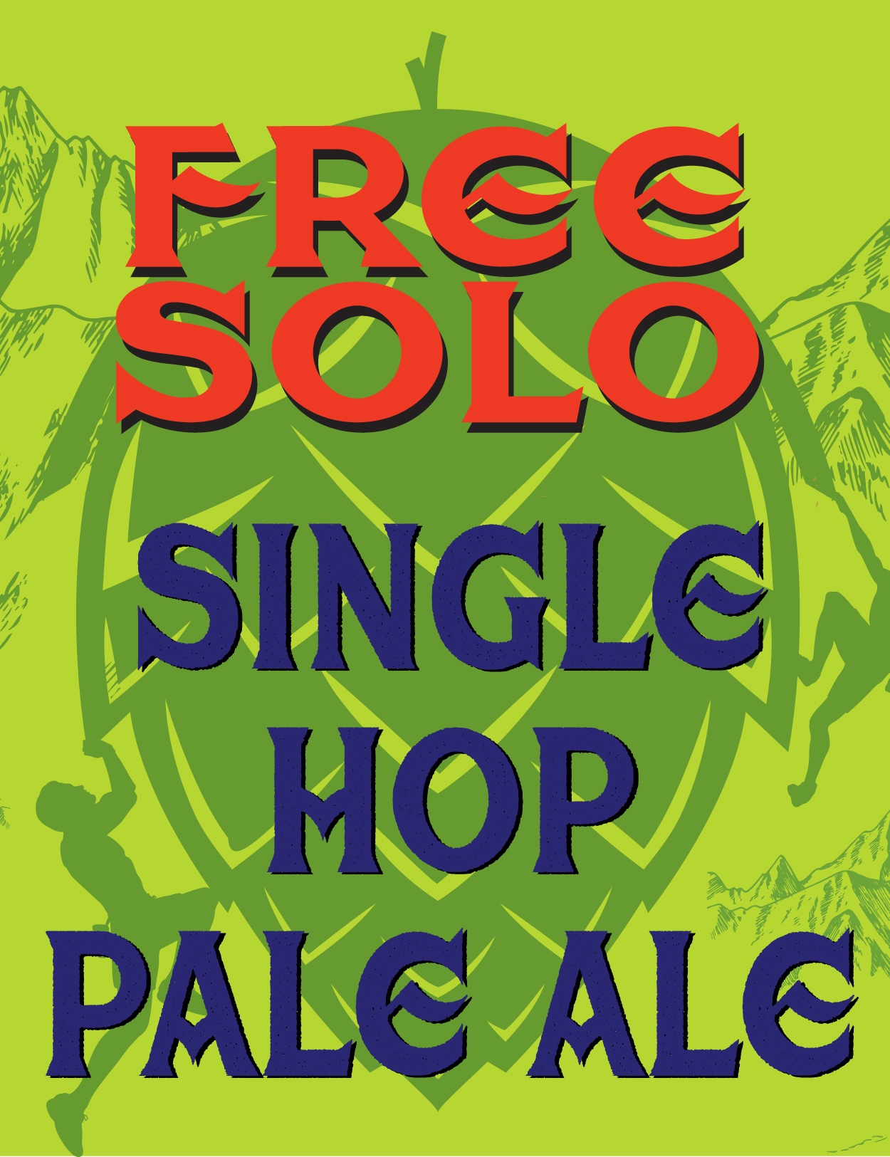 Free Solo Single Hop_Tap Handle