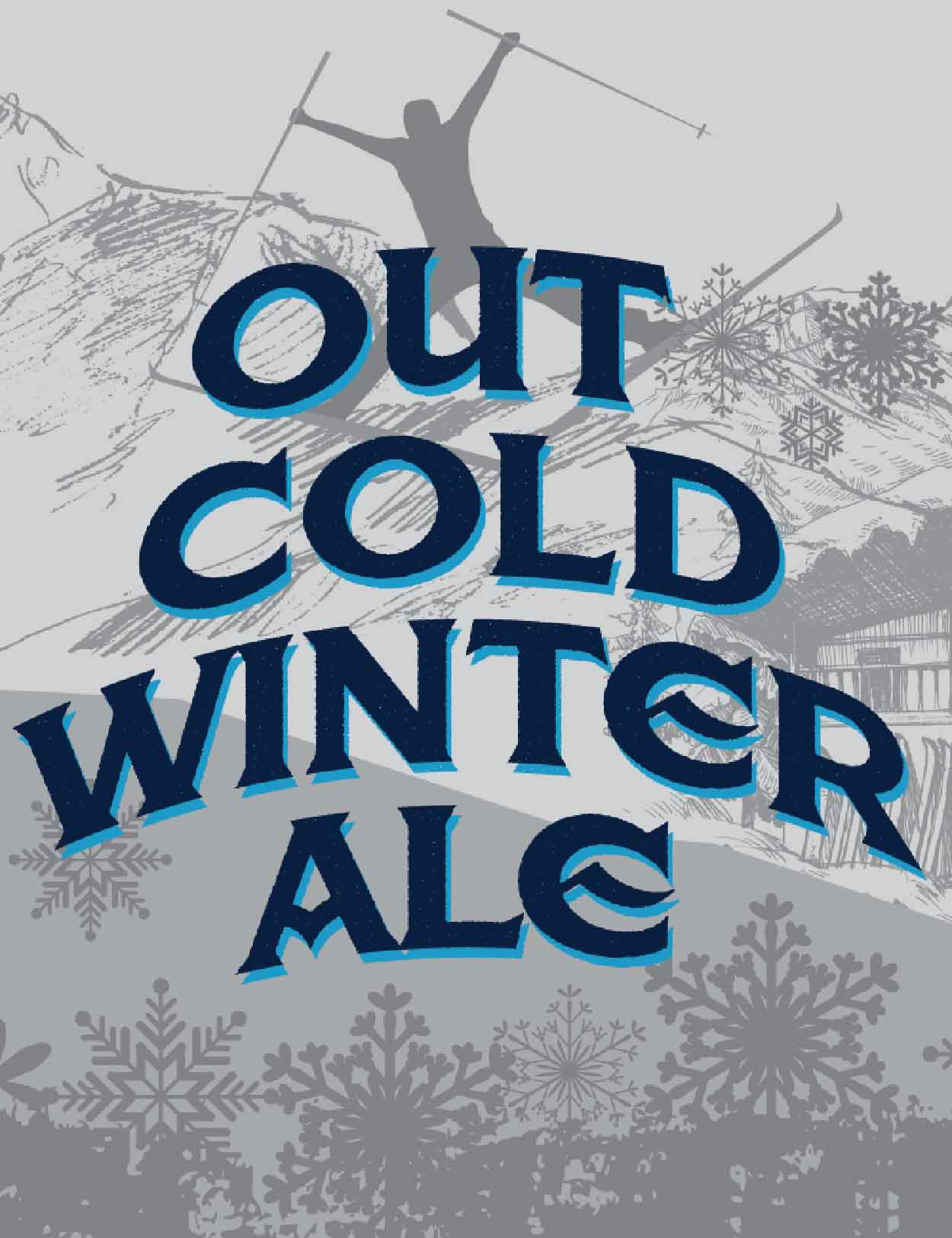 OutCold_Ale_Tap Handle