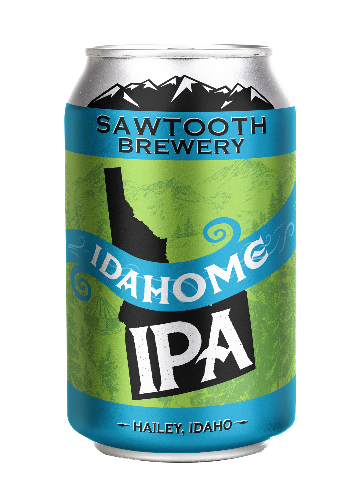 Idahome IPA Can