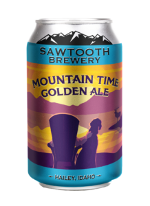 Mountain Time Golden Ale