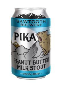 Pika Peanut Butter Milk Stout