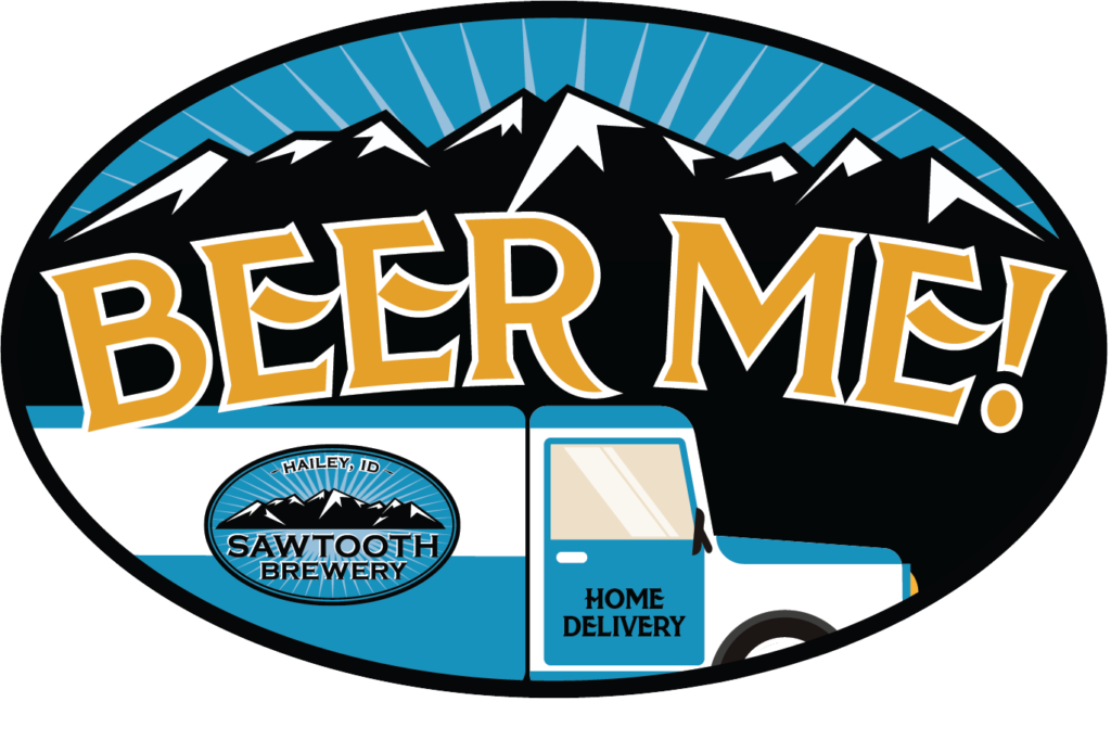 Beer me delivery logo